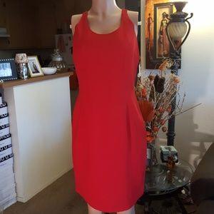 Rex Lester Red Designer Dress